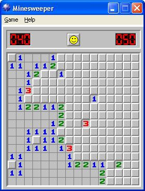 Minesweeper the movie