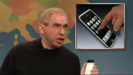 Saturday Night Live: Steve Jobs om iPhone