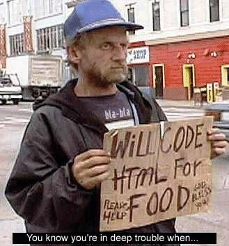 Code for food