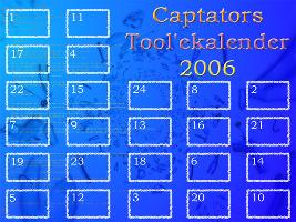 Captators Tool'ekalender 2006